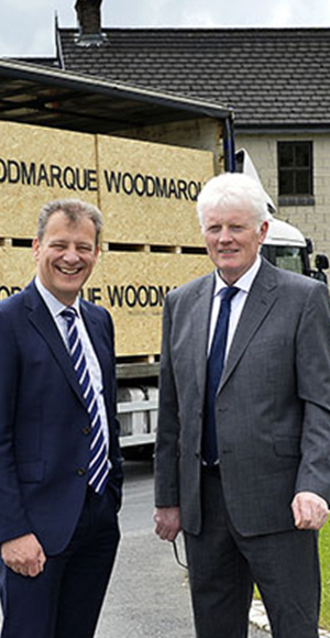 Woodmarque is successfully growing its business in Great Britain following investments in new equipment, business development and 16 new staff.