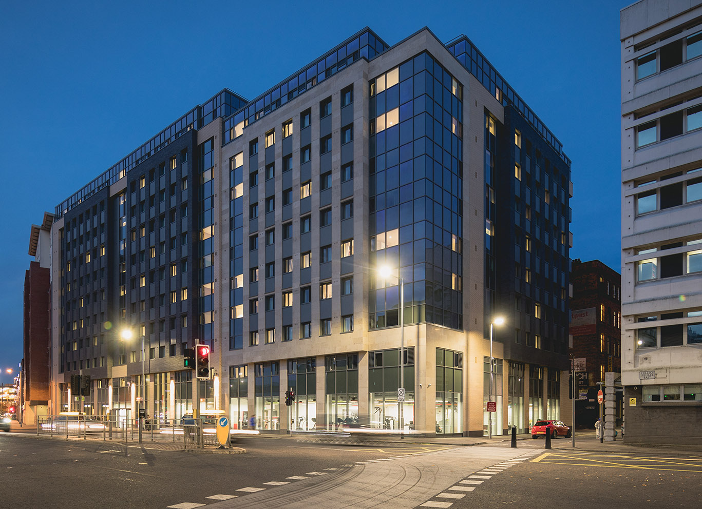 College Avenue Apartments