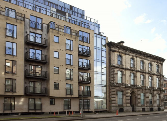 Custom House Sq Apartments