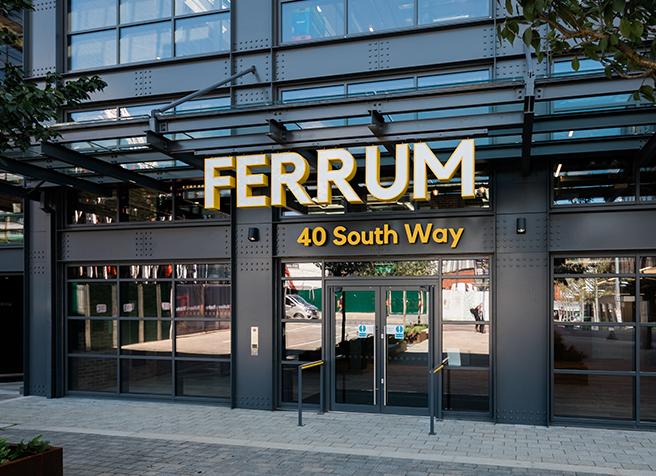 Ferrum Apartments