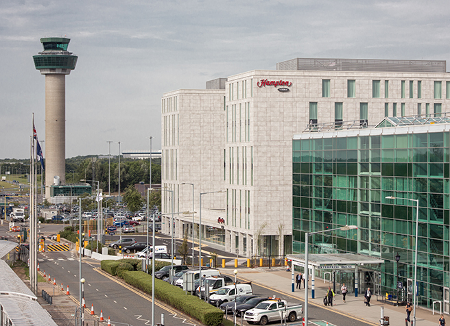 Hilton Hotel, Stansted Airport